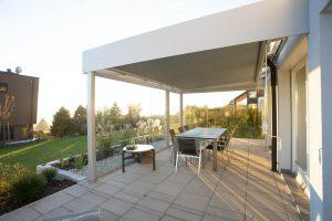pris for at bygge overdaekket terrasse